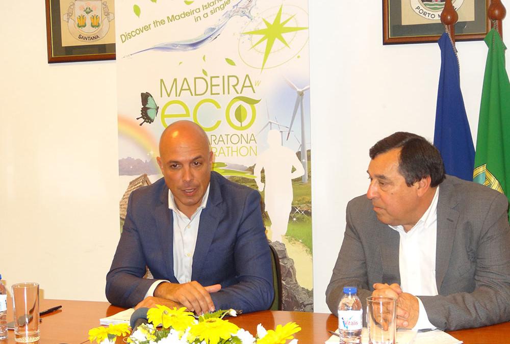 """Associação de Municípios e Associação de Atletismo assinam Protocolo para realização do """"Madeira Ultra Marathon"""""""