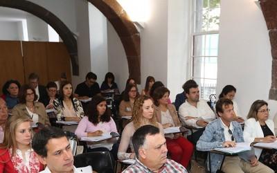 Formação sobre SNC-AP reúne cerca de 40 participantes