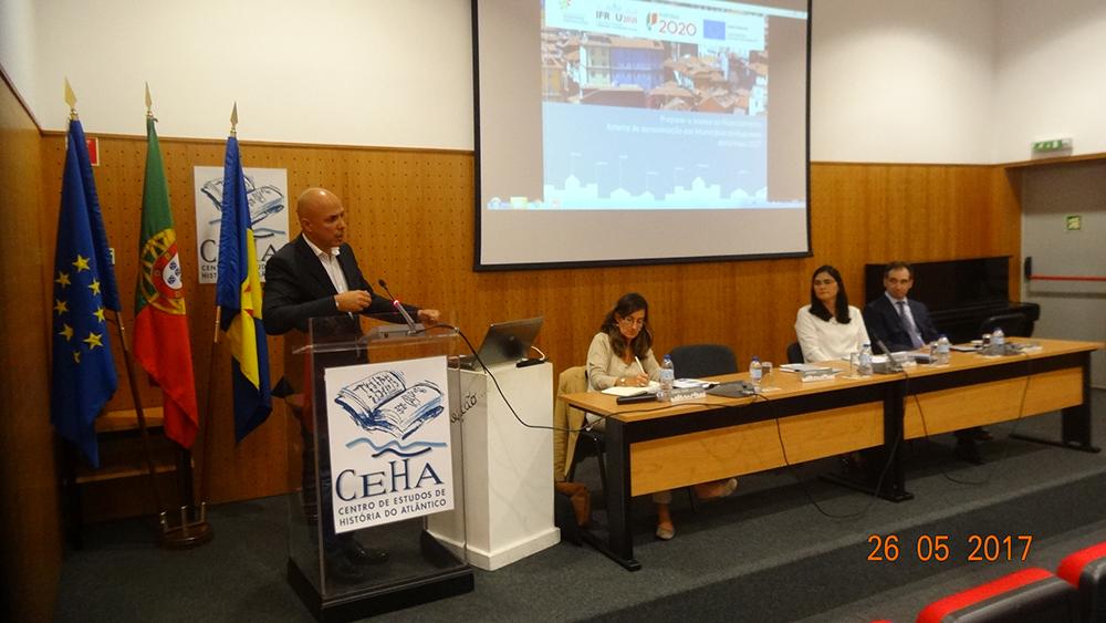 Paulo Cafôfo presente na sessão de apresentação do IFRRU 2020