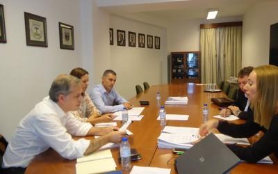 Teófilo Cunha preside à primeira reunião do Conselho Executivo da AMRAM (mandato 2017-202)