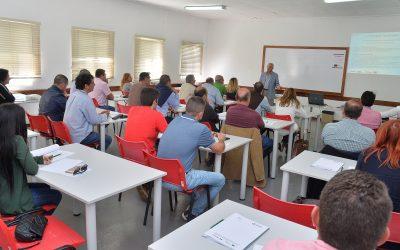 Formação promovida pela AMRAM no 1.º semestre de 2018: 11 ações; 330 participantes