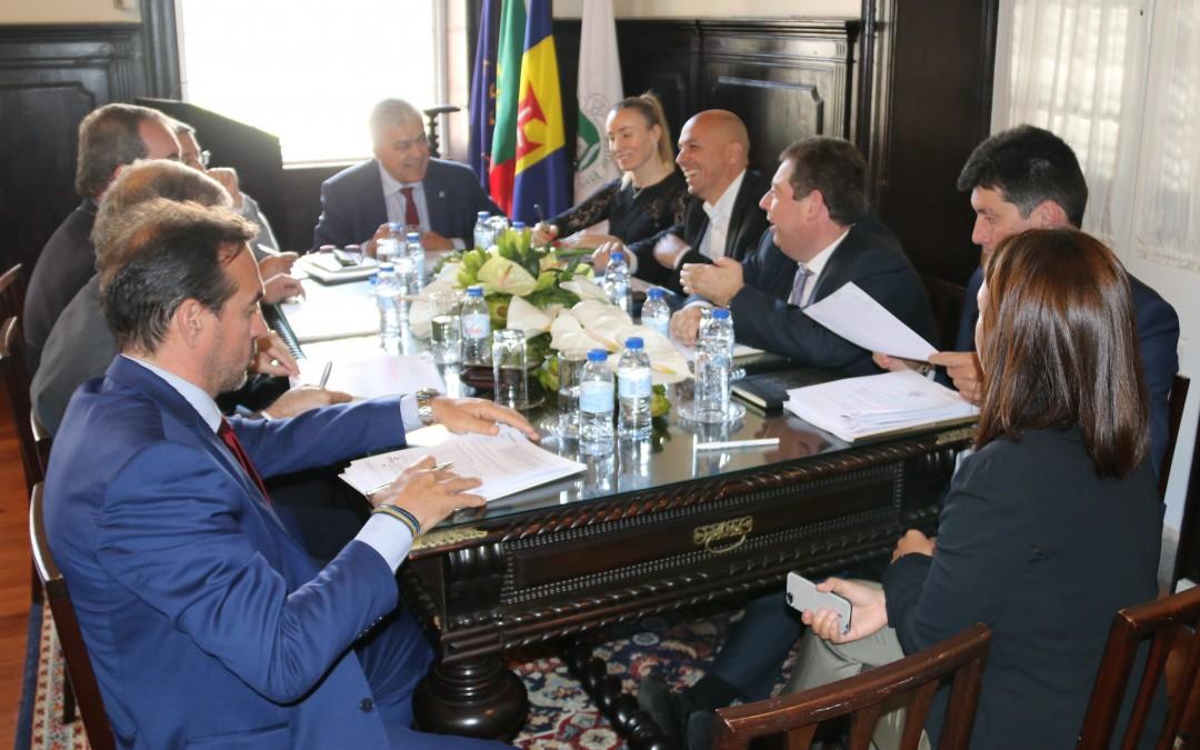 Assembleia Intermunicipal da AMRAM reúne no Município da Ribeira Brava