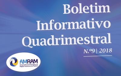 Boletim Informativo Nº9 | 2019