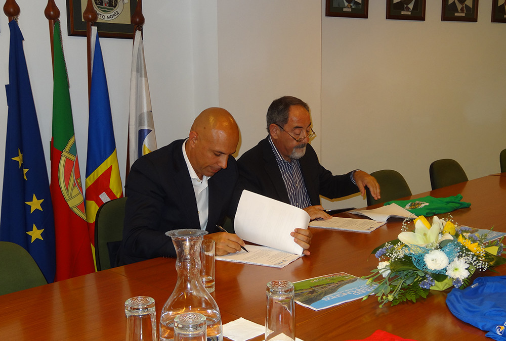 AMRAM e Associação de Futebol da Madeira celebram Protocolo