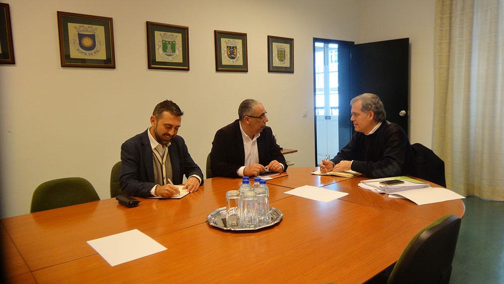 AMRAM reúne com Serviço Regional de Proteção Civil – Madeira