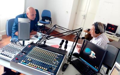 """Presidente da AMRAM em entrevista no Programa """"Estrada Monumental"""""""