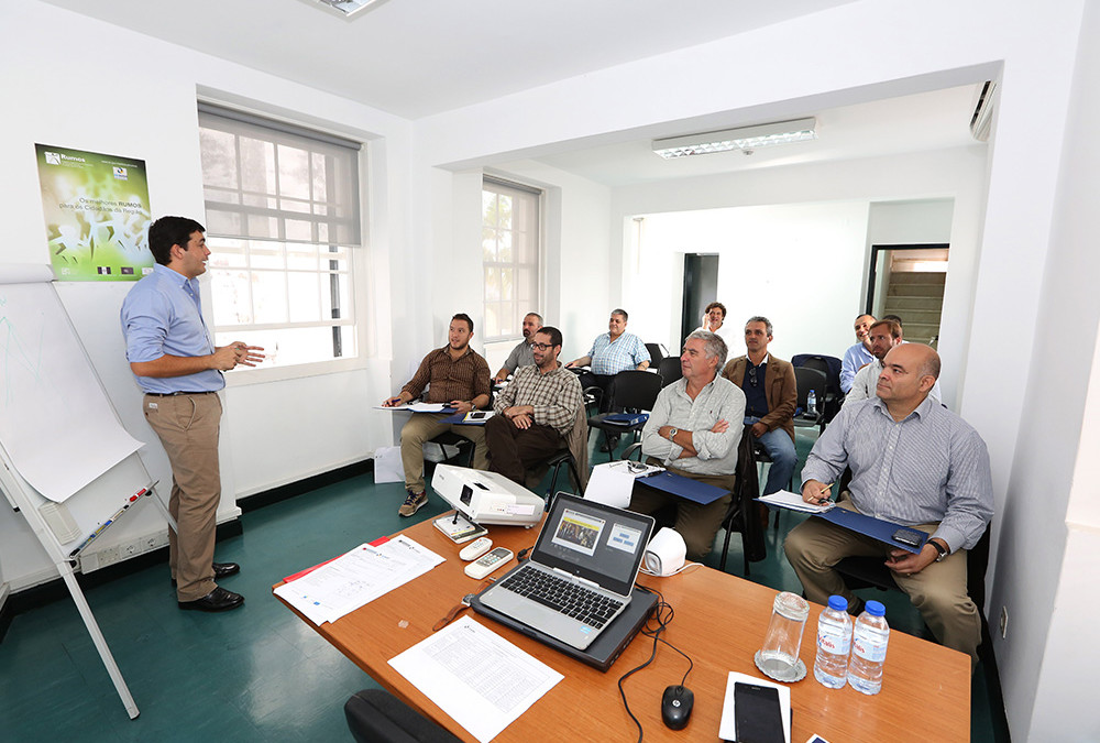 Ação Formativa AMRAM: Curso Geral de Proteção Civil