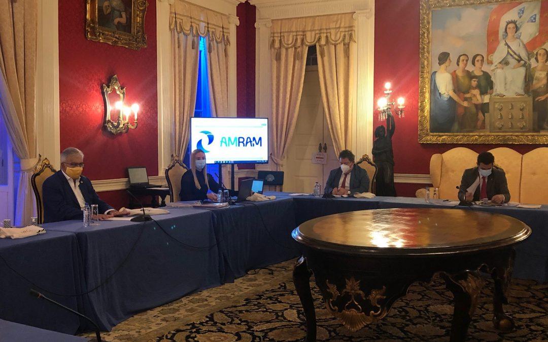 Assembleia Intermunicipal da AMRAM reúne no Município do Funchal