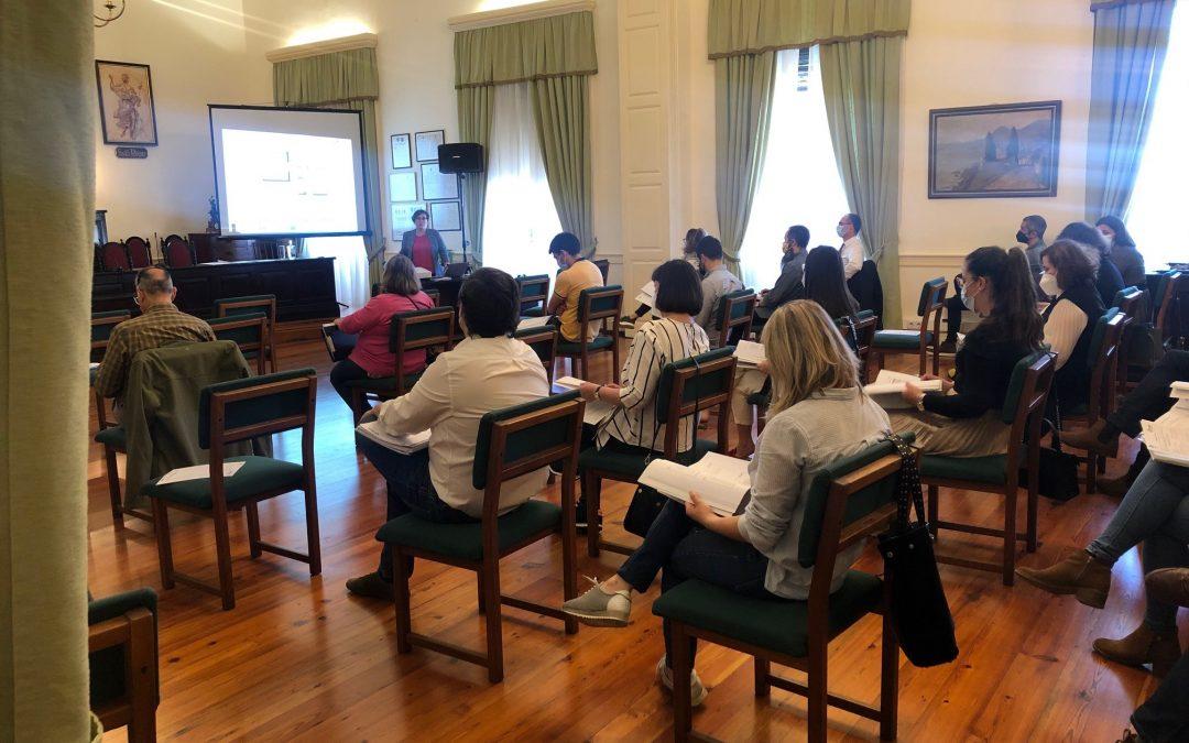 """""""Regime Jurídico da Urbanização e Edificação"""", foi o tema em análise na ação formativa dinamizada pela AMRAM"""