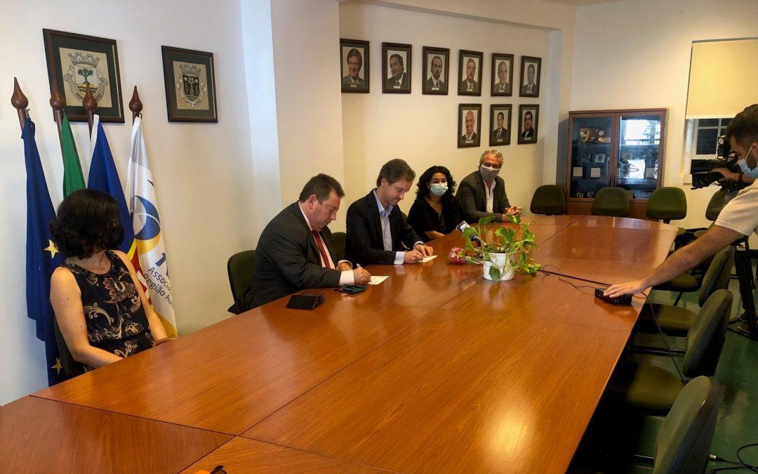AMRAM e Ordem dos Psicólogos Portugueses assinaram, hoje, um Protocolo de colaboração