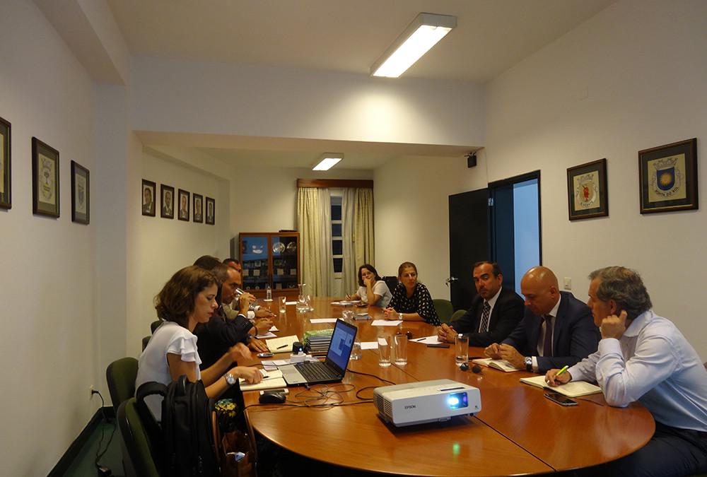 AMRAM reúne com a Associação de Promoção da Madeira