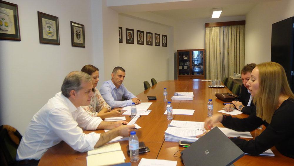 Teófilo Cunha preside à primeira reunião do Conselho Executivo da AMRAM (mandato 2017-2021)