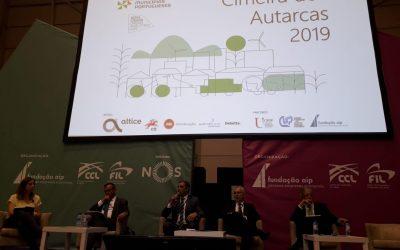 AMRAM representada na Cimeira dos Autarcas pelo Presidente Pedro Coelho