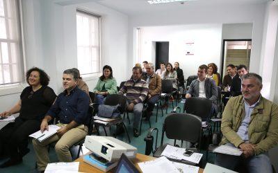 """""""Descentralização de competências para as Autarquias Locais e para as Entidades Intermunicipais"""", foi o tema da ação de formação que decorreu ontem na AMRAM"""