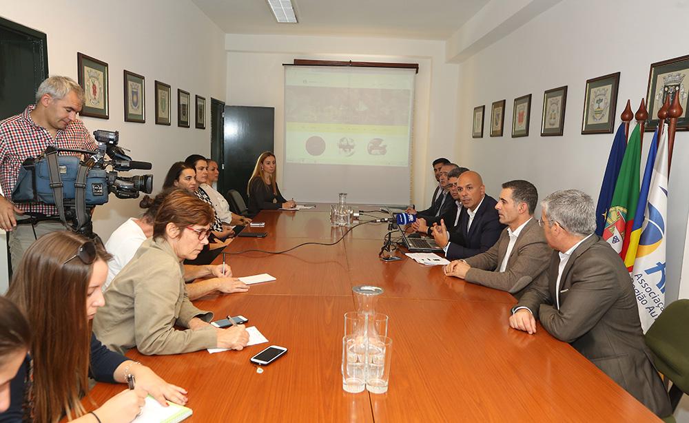 Presidente da AMRAM apresenta website AGENDA MADEIRA