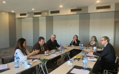 Presidente da AMRAM, Ricardo Nascimento, reuniu com o Congresso dos Poderes Locais e Regionais do Conselho da Europa