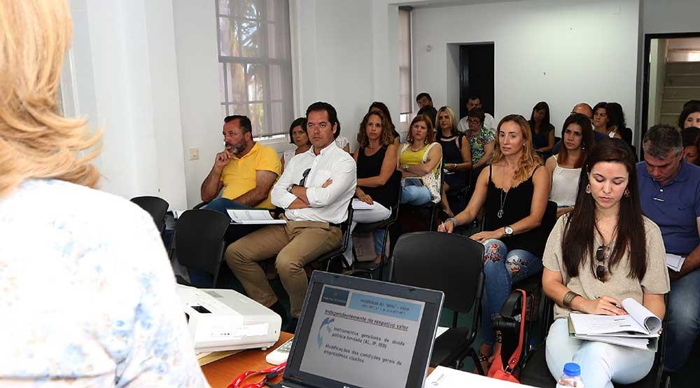 """AMRAM promove Formação sobre """"A Fiscalização Prévia do Tribunal de Contas no Âmbito do CCP"""""""