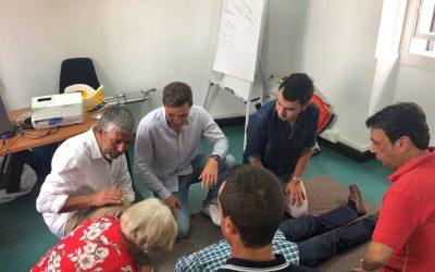 """AMRAM promove formação de """"Primeiros Socorros"""""""