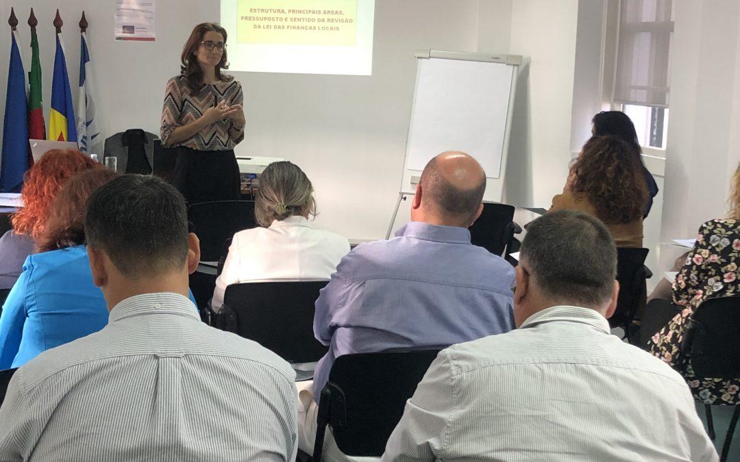 AMRAM promove ação formativa sobre a preparação dos documentos previsionais mo âmbito do SNC-AP