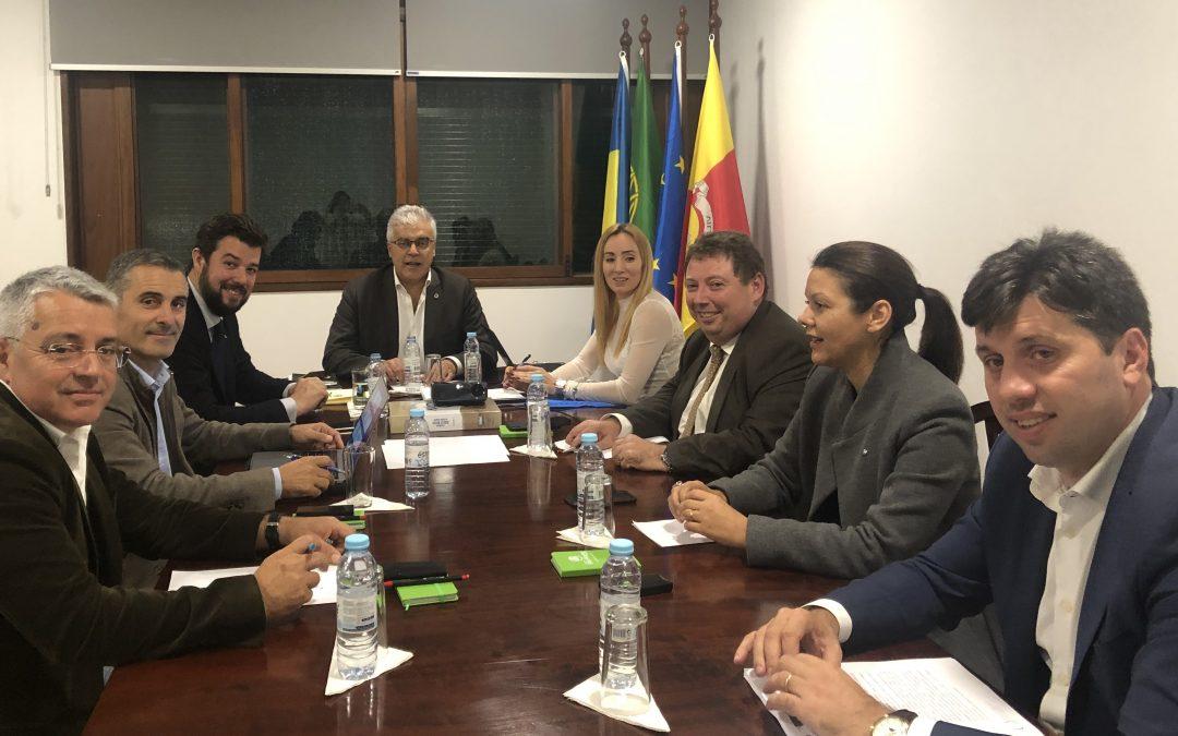 Assembleia Intermunicipal da AMRAM reúne em São Vicente