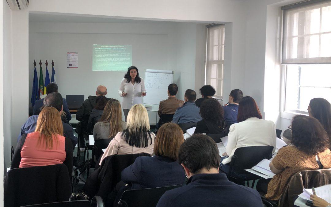 Formação: Procedimento Concursal – Recursos Humanos na Administração Pública Local