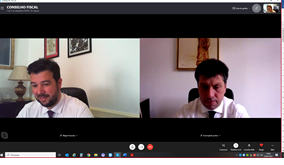 Conselho Fiscal da AMRAM reuniu esta manhã, por videoconferência