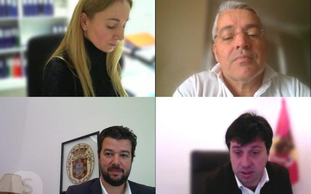 Conselho Fiscal da AMRAM reuniu esta manhã com recurso a videoconferência (via SKYPE)