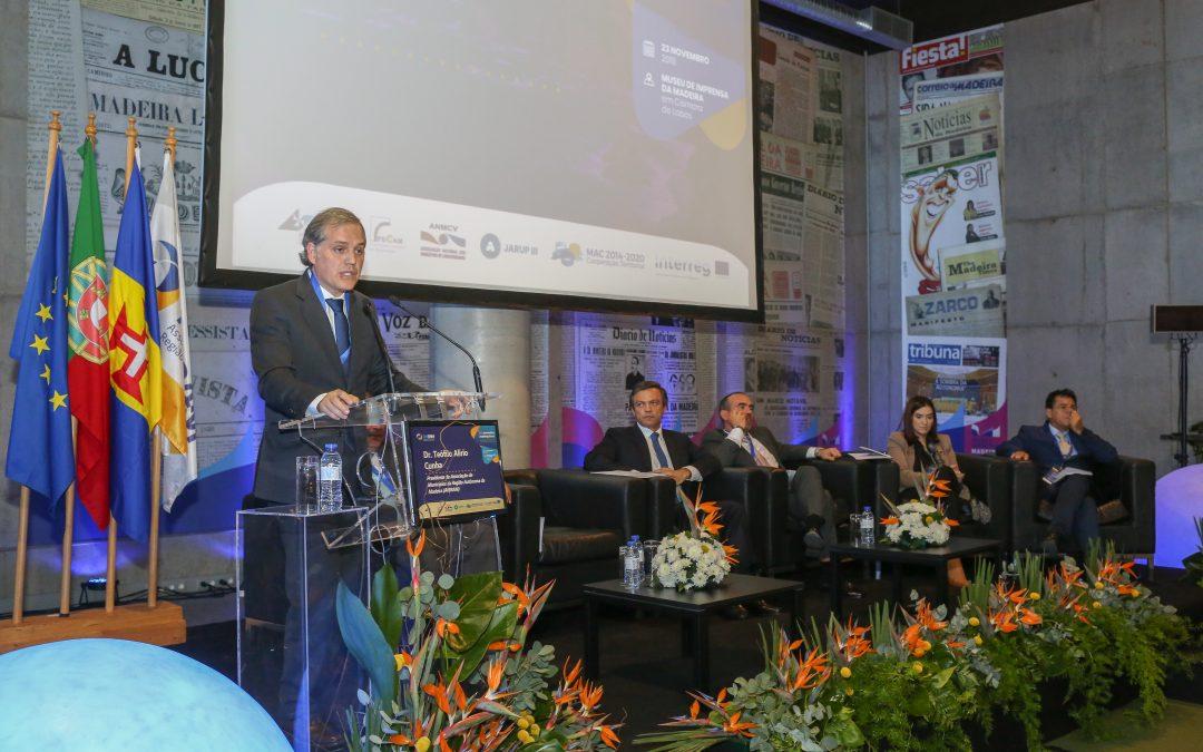 XV JORNADAS AUTÁRQUICAS DAS REGIÕES ULTRAPERIFÉRICAS DA UNIÃO EUROPEIA E CABO VERDE